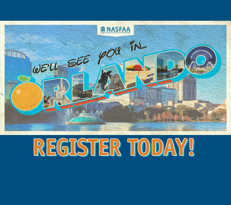 Register for the 2019 NASFAA Conference