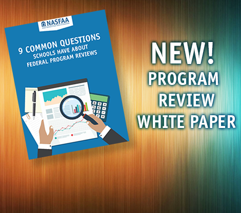 9 Common Questions Schools Have about Federal Program Reviews