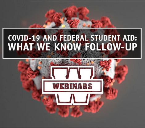 COVID-19 Follow-up Webinar