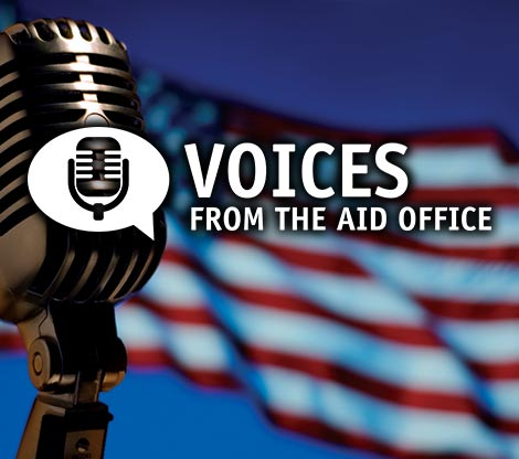 Voices From the Aid Office