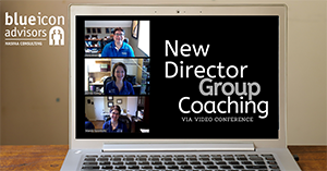 New Director Coaching