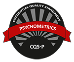 COS Psychometrics Badge