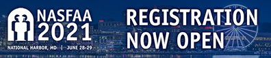 NASFAA 2021 Registration Open