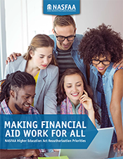 Making Financial Aid Work for All