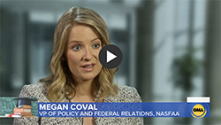 Megan Coval on Good Morning America