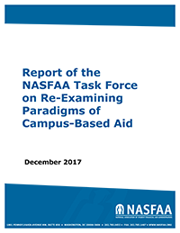 Re-examining Paradigms of Campus-based Aid
