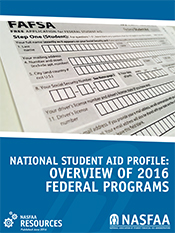 National Student Aid Profile