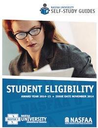 Student Eligibility SSG Cover