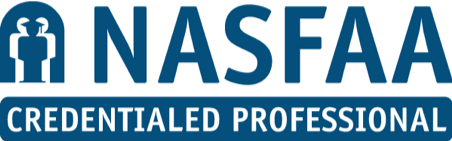 NASFAA Credentialed Professional Logo