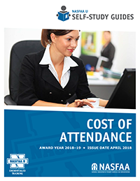 Order the Cost of Attendance Self Study Guide
