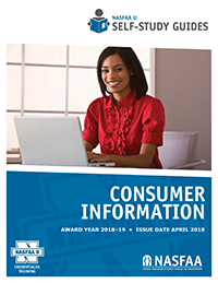 Self Study Guide Consumer Information