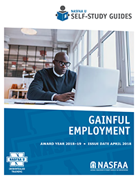 Gainful Employment SSG