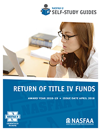 Return of Title IV Funds SSG