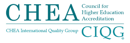 Council for Higher Education Accreditation (CHEA) Logo